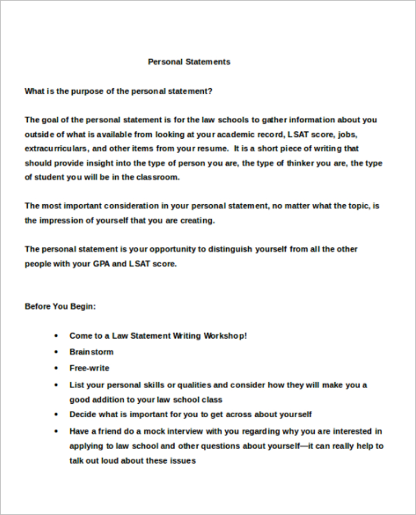 successful personal statements View our top rated personal statement examples from our library of over 1900.