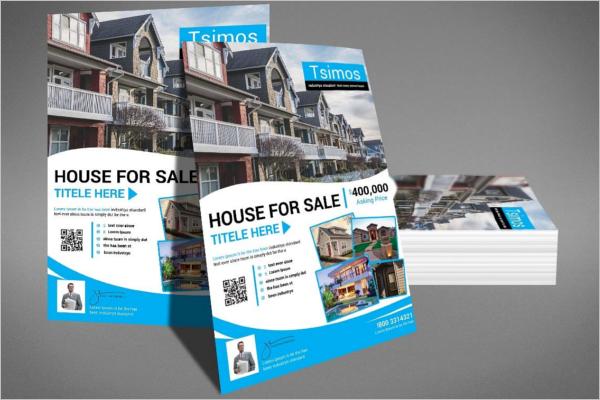 High Quality Real Estate Flyer Design
