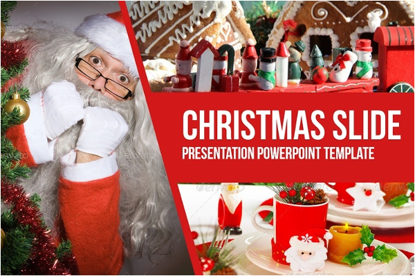 Holiday PowerPoint Slide Show Design