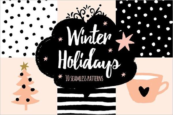 Holiday Seamless Patterns