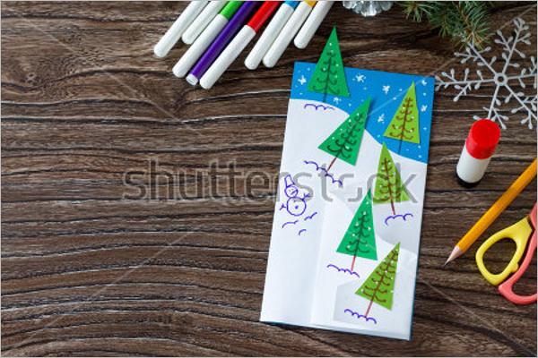 Homemade Christmas Craft Design
