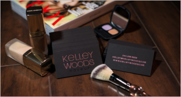 Makeup Artist Business Card Templates