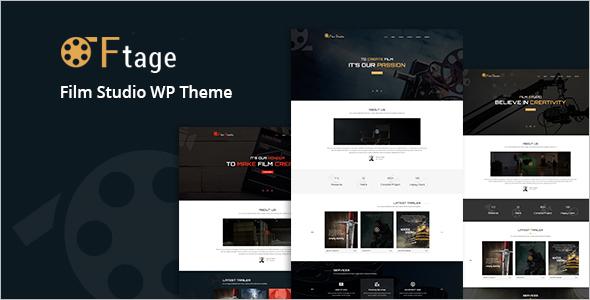 Marketing WordPress Website Template
