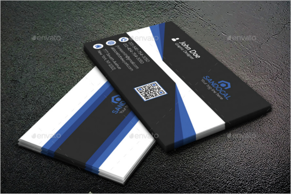 Microsoft Office Business Card Template