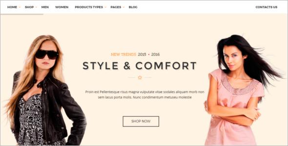 Multi Store WooCommerce Theme