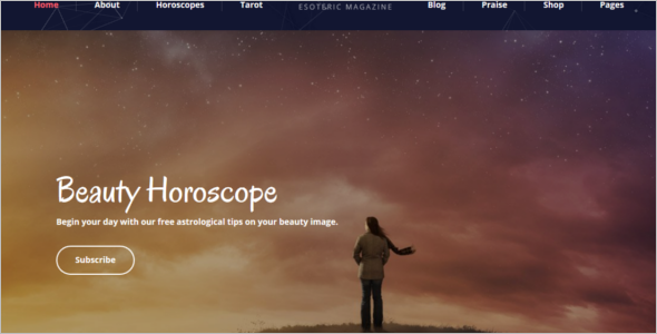 Multipage Website Template