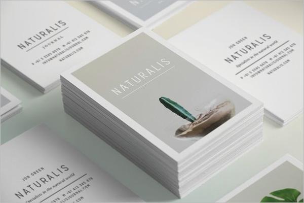 Multipurpose Business Card Design