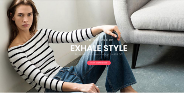 Multipurpose WooCommerce Bootstrap Template