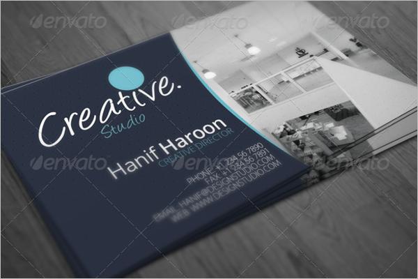 Network Marketing Business Card Template
