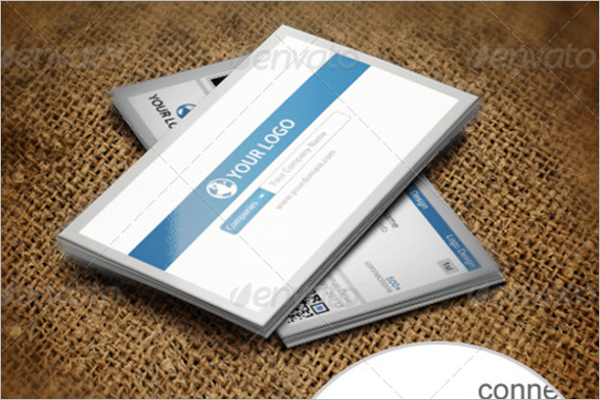 Networking Business Card Template