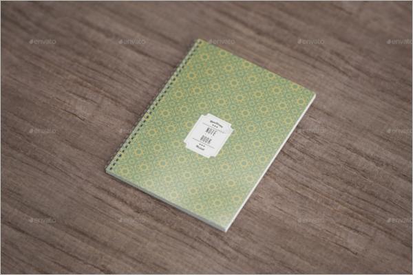 Notebook Template PDF