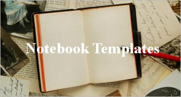 Notebook Templates