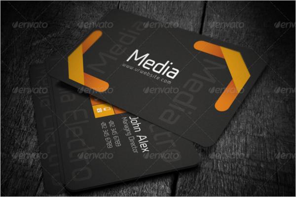 Office Depot Business Card Design