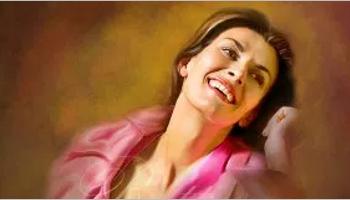 Oil Paint Photoshop Templates