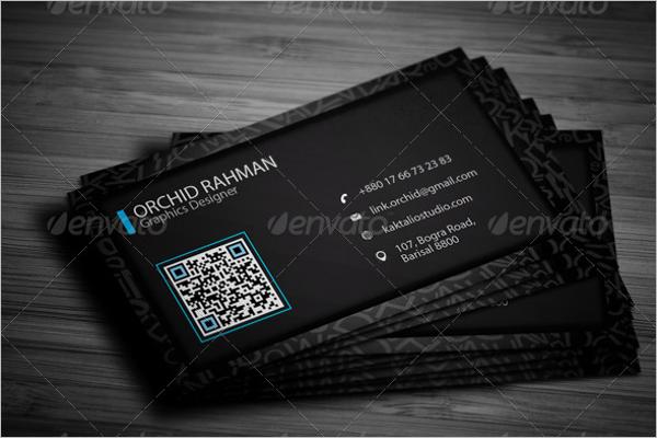 PSD Teacher Business Card