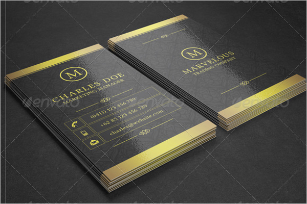 Photoshop Business Card Design