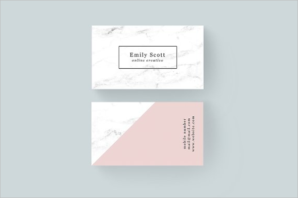 Photoshop Business Card Mockup