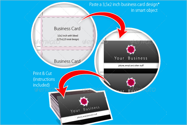 36+ Photoshop Business Card Templates Free PSD Designs