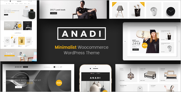 Premium Website WordPress Theme