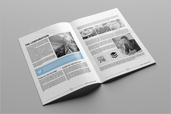 Business Brochure Templates Free Word PSD Vector Designs - Printable brochure template