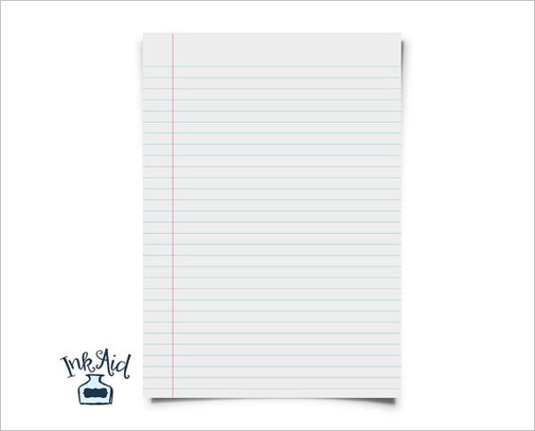 Printable Note Book PDF Format