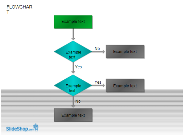 Process Flow Chart Template Xls