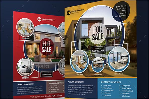 Property Dealer Flyer Design