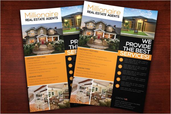 Property Provider Flyer Design