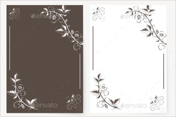 Retro Business Card Design
