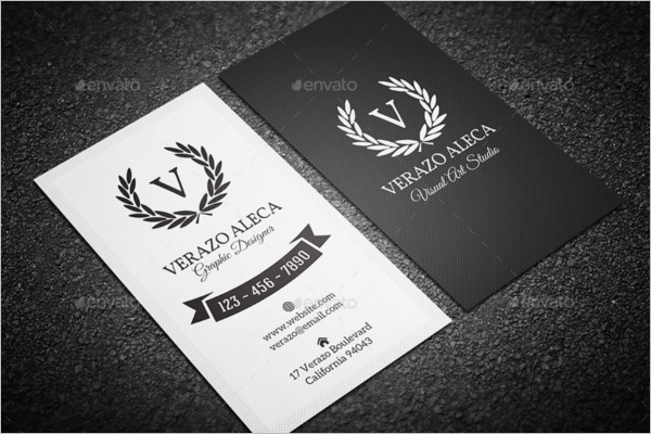 Retro Lawyer Business Card Template