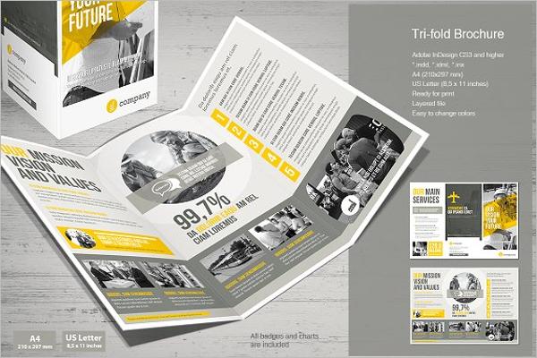 Simple Business Brochure Template