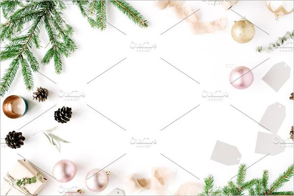 Simple Christmas Decoration Design