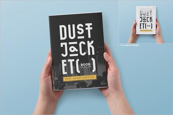 Smart Book Mockup Template