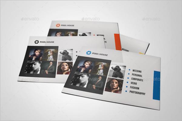 Photographer Postcard Templates Free Premium Examples - Photography postcard template