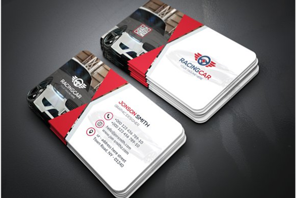 Transport Business Card