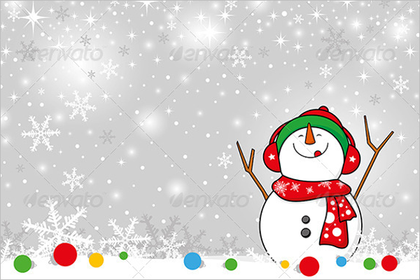 Vector Christmas Background  Design