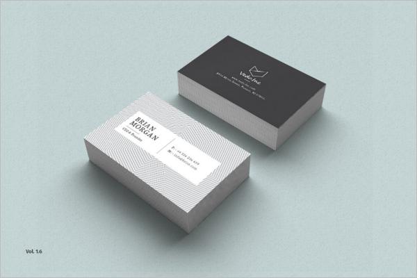 Visiting Card Printing Design