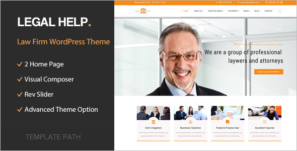 WordPress Website Development Theme