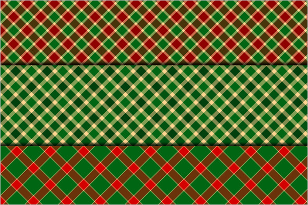 Xmas Patterns Pack Design
