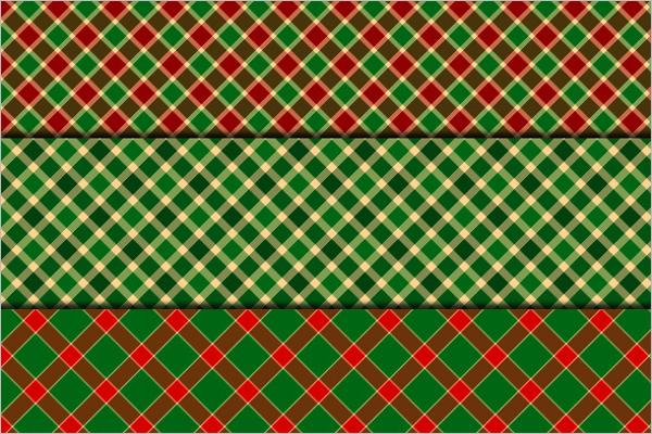 Xmas Patterns Pack Design