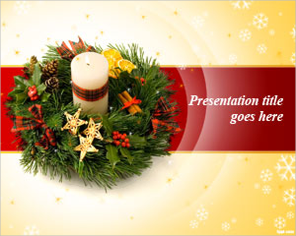 Xmas PowerPoint Template