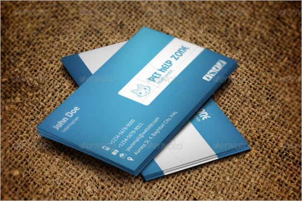 Zoo Printing Business Card Template