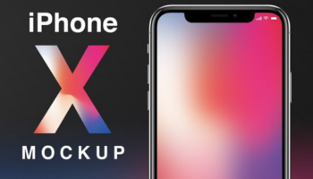 iPhone X Mockup Templates