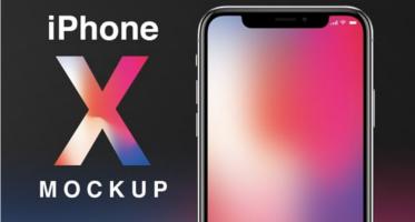 iPhone X Mockup Templates