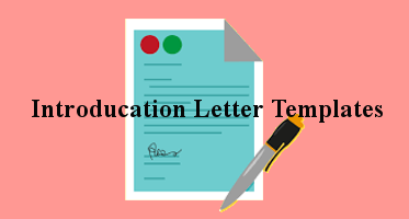 41+ Introduction Letter Templates Free Samples, Examples