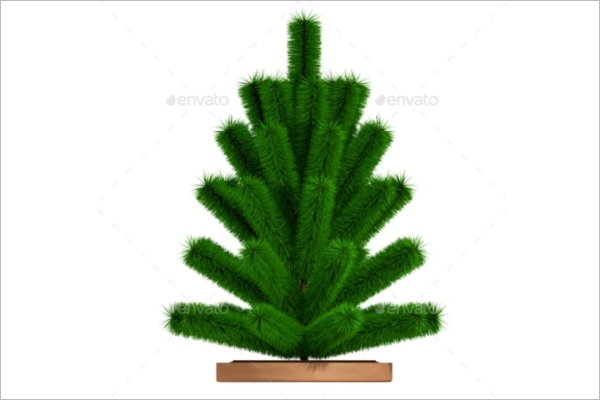 Artificial Christmas Tree Design