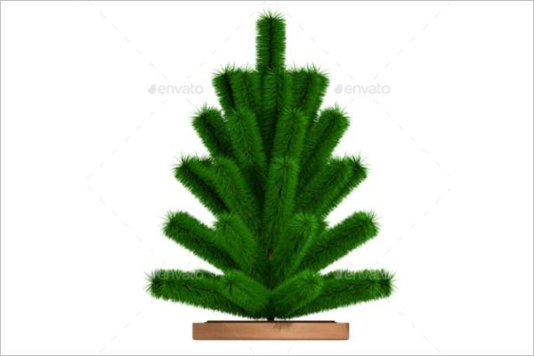 Artificial Christmas Tree Design