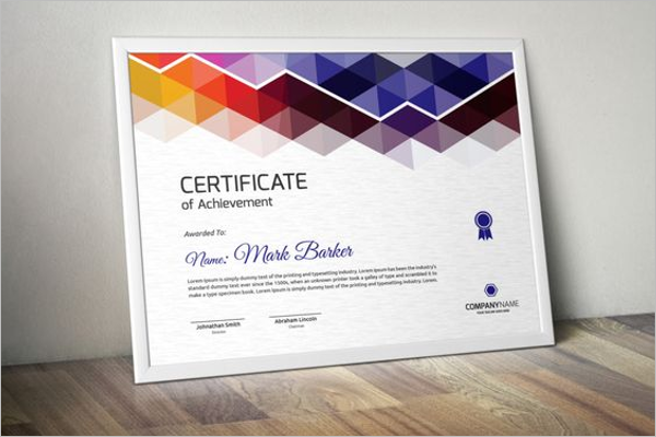 18 attendance certificate templates free word psd formats attendance certificate template psd yadclub Gallery