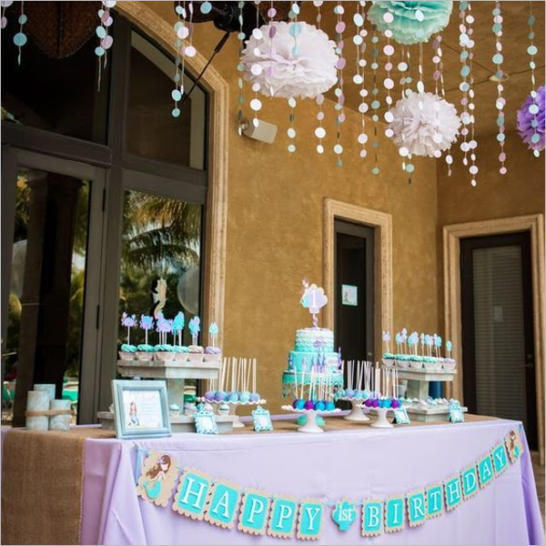 AttractiveBirthday Party Theme
