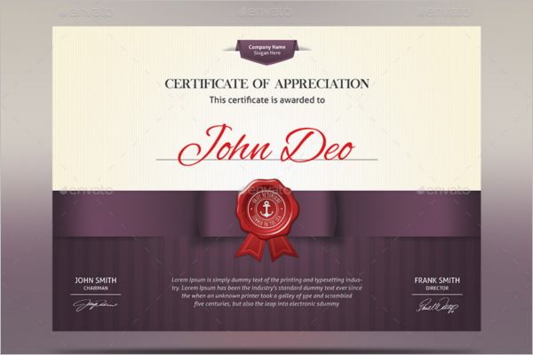 30 award certificate templates free printable design formats